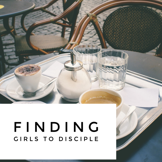 Finding Girls to Disciple Icon2.png